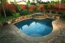 Backyard Well Small Pool Backyard Ideas Small Backyard Above Ground Pool Ideas