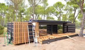 wood lego house lego inspired popup house engineering360