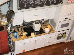 How Make Kitchen Cabinets by Space Hacker Diy Slide Out Shelves The Navage Patch
