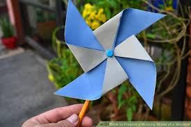 How To Make A Small Wind Generator At Home - 3 ways to prepare a working model of a windmill wikihow