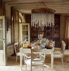 sala da pranzo provenzale 30 idee per arredare la sala da pranzo shabby chic mondodesign it