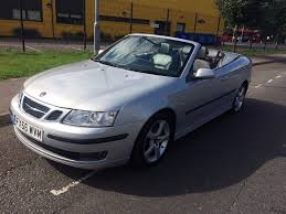 saab 9 3 2 0 automatic convertible low mileage heated leathers