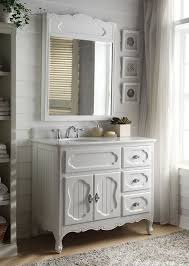 Cottage Style Vanity 42 U201d Benton Collection Victorian Cottage Style Knoxville Bathroom
