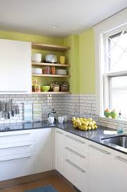 kitchen backsplash with cabinets and light countertops stylish backsplash pairings better homes gardens