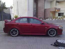 mitsubishi lancer gls 2008 how i can make my lancer look like evo evolutionm mitsubishi