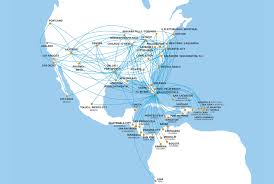 swa route map airlines route map