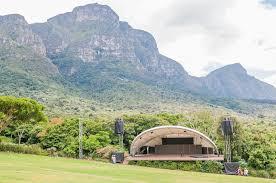 Kirstenbosch National Botanical Garden Concert Venue In The Kirstenbosch National Botanical Gardens