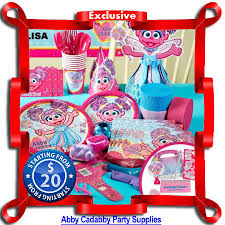 abby cadabby party supplies abby cadabby party supplies kids party store