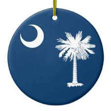 south carolina state ornaments keepsake ornaments zazzle