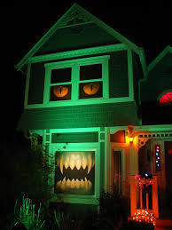our monster house last halloween pics