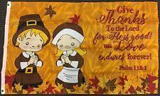 3x5 thanksgiving flags ebay