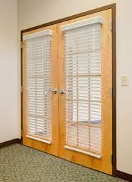Interior French Doors With Blinds - blinds for french doors material cost color of the blind