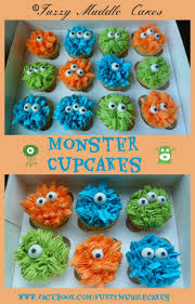 halloween themed birthday party games best 20 monster cupcakes ideas on pinterest cookie monster