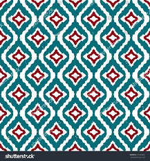 Tribal Print Wallpaper by Abstract Tribal Art Ethnic Seamless Pattern Stock Illustration