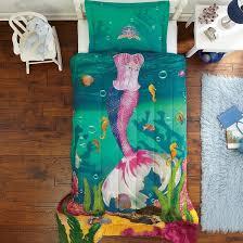 How Big Is A Twin Comforter Dream Big Sea Princess Mini Comforter Set Green Twin Target