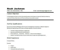 Resume Mission Statement Examples by Statements Entry Level Resume Writing A Good Objective Updated