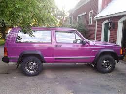 purple jeep cherokee jeep