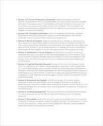 non disclosure agreement 8 documents in pdf word