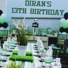 soccer party ideas soccer party ideas for a boy birthday catch my party