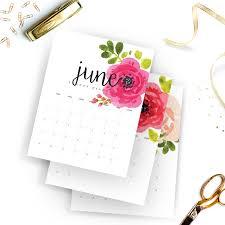 printable 2018 monthly calendar printable calendar