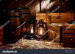 old fashioned light kerosene lantern style stock photo 182114858