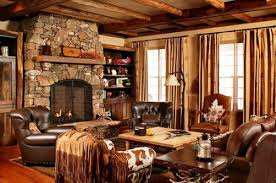 to decor your home with cabin style homes design and ideas