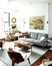 modern livingroom ideas mid century modern decorating ideas neutral mid century modern