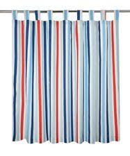 Nautical Striped Curtains Striped Nautical Curtains U0026 Pelmets Ebay