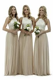 best bridesmaid dresses aliexpress buy high neck chagne bridesmaid