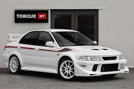 Mitsubishi Evo Tommi Makinen Prior To Leaving Torque Gt Drivetribe