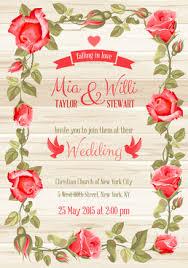 wedding card clip art border free vector download 215 329 free