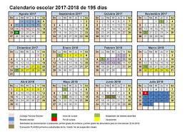 calendario escolar argentina 2017 2018 sep publica calendario escolar para ciclo 2017 2018 grupo milenio