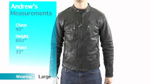 leather riding jackets alpinestars oscar brass jacket review by urban rider uk youtube