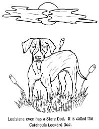 Louisiana State Symbols Coloring Pages coloring pages office of the governor of louisiana