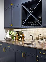 blue kitchen cabinets brown granite navy blue bar cabinets with brown marble countertop