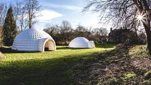 Bubble Tent Igloo Disco Inflatable Marquee Dome Tent Unique Pop Up Events