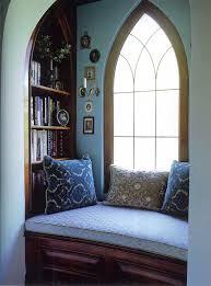 Bookshelf Seat Best 25 Corner Window Seats Ideas On Pinterest Corner Windows