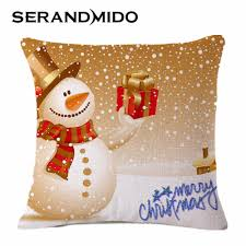 Pillow Covers For Sofa by Snowman Pillow Pet Promotion Shop For Promotional Snowman Pillow