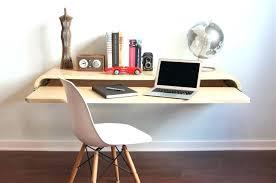 Fine Diy Floating Desk Design Bureau And Shelves Trumpdis Co Bureau Diy
