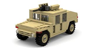 military jeep tan lego modern warfare humvee instructions youtube