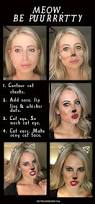 Bear Halloween Makeup by Easy Halloween Makeup But Pretty Because Duh Dating U0026 Design