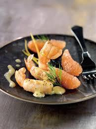 cuisiner les langoustines recette de langoustines poêlées salade de plemousse la