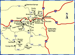 map of colorado ski resorts explore amerika ski resorts