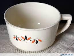 pot de chambre ancien magnifique pot de chambre ancien boch la louvière a vendre
