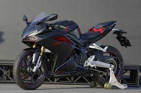 honda cbr honda cbr 250rr patented in india