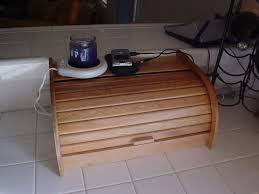 End Table With Charging Station by Charging Station Breadbox 5 Steps