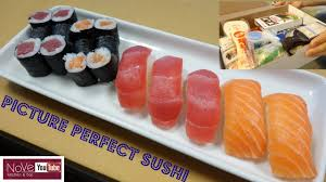 cuisines en kit perfectly made sushi a sushi kit how to sushi series