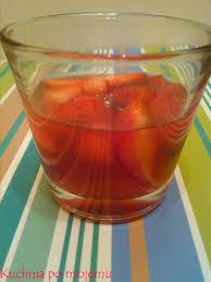 martini rosato kuchnia po mojemu orzeźwiający drink z owocami czyli truskawkowe