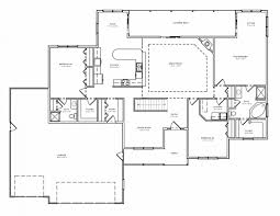 basement outstanding house plans with walkout basement and