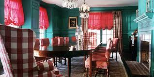How To Decorate Dining Room - Ralph lauren dining room